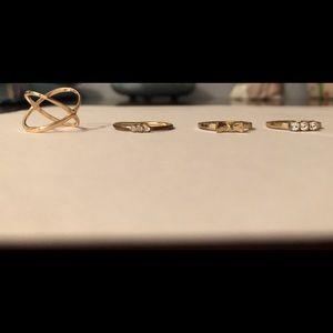 4 ring set